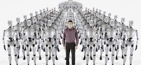 7 Ways to Stay Employed When Robots Replace You | Executive Coaching Growth | Scoop.it