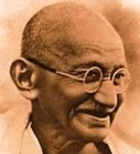 Gandhi advocated the right to bear arms; use of 'violence' to defend innocents against bullying, oppression   Freedom and Politics   Scoop.it