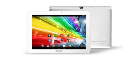 Archos : de nouvelles tablettes tactiles haut de gamme   Geeks   Scoop.it