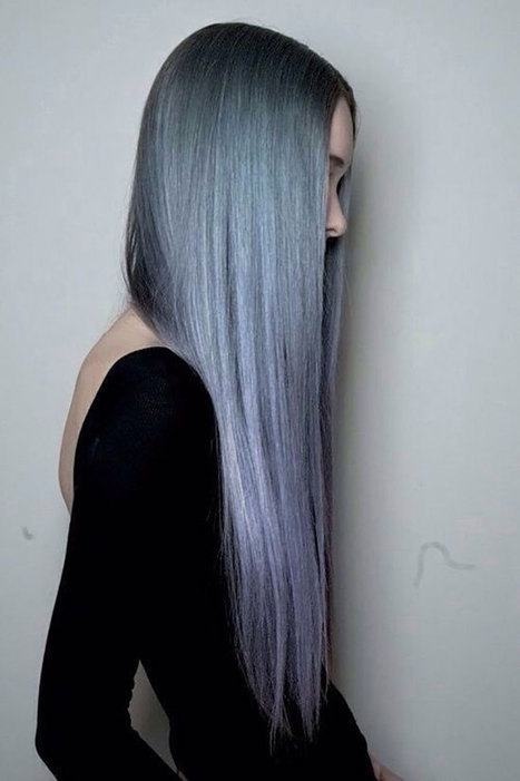 10 Gorgeous Ways to Go Gray | Hairstyles & Colour | Scoop.it