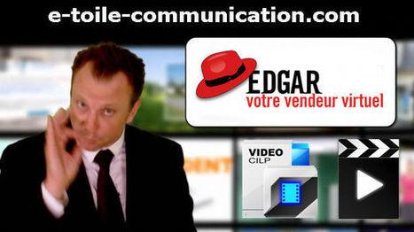 Laissez Edgar devenir VOTRE vendeur virtuel ! | e-toile-communication | Scoop.it