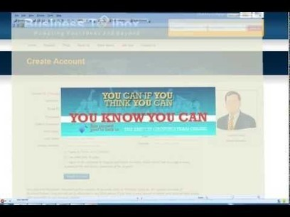 New sign up process for the YOU CAN group  TEAM BUILD... | blogging and netowork marketing | Scoop.it