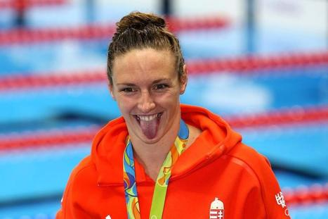 Hosszu and Peaty Both Destroy World Records on Day One in Rio | Competitive swimming | Scoop.it