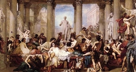 This is how empires collapse - The Online Citizen | Collapse of Roman Empire | Scoop.it