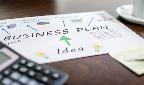 8 Simple Business Plan Templates for Entrepreneurs | Technology in Business Today | Scoop.it