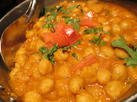 Recette de pois chiches en curry masala - chole... | cuisine du monde | Scoop.it