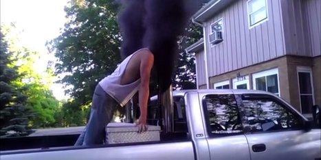 Anti-Environmentalists' Appalling New Tactic: 'Rolling Coal' | Marketing | Scoop.it