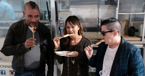 This New Show About Secret Dining Experiences Is Making Us Hungry | Urban eating | Scoop.it