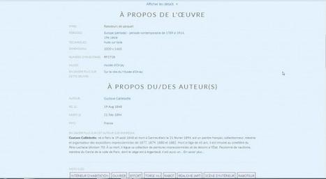 Le site Images d'art et ses 500 000 images d'oeuvres inauguré par la ministre Fleur Pellerin | Educommunication | Scoop.it
