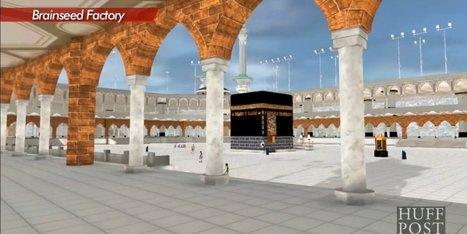 'Mecca 3D' App Takes You On A Virtual Hajj | Uskonto, psykologia | Scoop.it