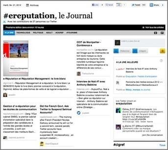 Lisez les nouvelles du net sous forme de journal | Collection d'outils : Web 2.0, libres, gratuits et autres... | Scoop.it