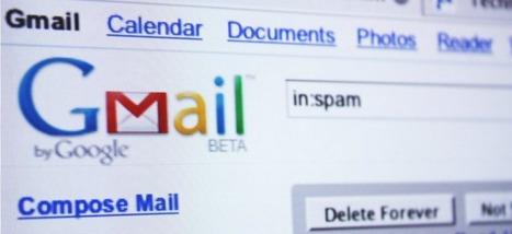 Votre adresse Gmail en cache des milliers | Mon compte crédit | Scoop.it