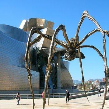 Découvrez le musée Guggenheim de Bilbao ! | Musée guggenheim Bilbao | Scoop.it