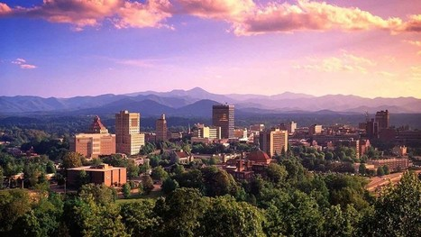 Asheville Just 'Happened' to Develop a Nice Downtown—Or Did It? | Sustainable Futures | Scoop.it