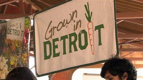 Detroit: L'agriculture reprend ses droits | La semaine verte | Radio-Canada.ca | Économie circulaire locale et résiliente pour nourrir la ville | Scoop.it