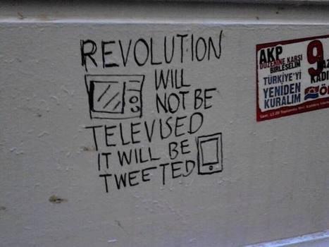Turquia: «A revolução não será televisionada, será twitada» | History 2[+or less 3].0 | Scoop.it