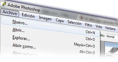 10 sitios para aprender Photoshop gratis | E-Learning, M-Learning | Scoop.it