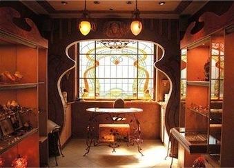 Stile Liberty | Ispirato allo Stile Orientale | AnticoeRestauro | Antico&Restauro | Scoop.it
