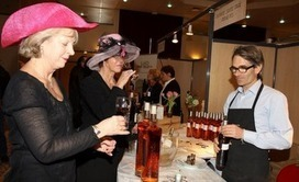 Scoopi.fr: Salon du vin au féminin | Vin au féminin | Scoop.it