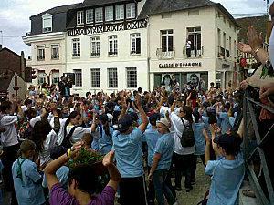 287 enfants présents pour les Olympiades à Pont de l'Arche | Dans la CASE & Alentours | Scoop.it