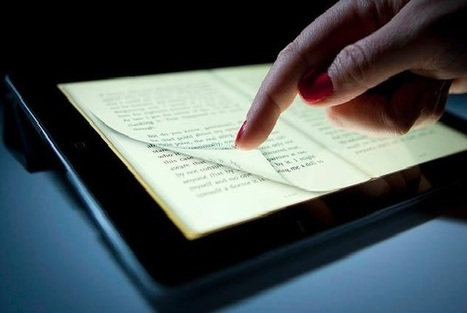 E-books easier on the eyes for the elderly, study suggests - New York Daily News (blog) | E-books and libraries | Scoop.it