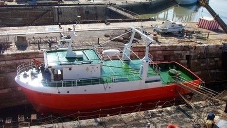 La Universidad de Cádiz dedica un barco a la arqueología subacuática   LVDVS CHIRONIS 3.0   Scoop.it