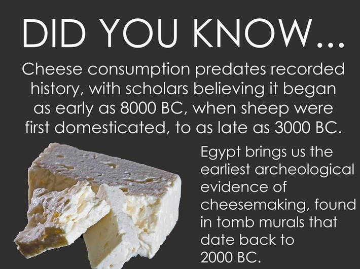 Cheesemaking from 8000 BCE | Heritage Daily | Kiosque du monde : A la une | Scoop.it