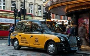 Hailo taxi app unveils new features and teams up with futurologists - CITY A.M. | Location Is Everywhere | Scoop.it