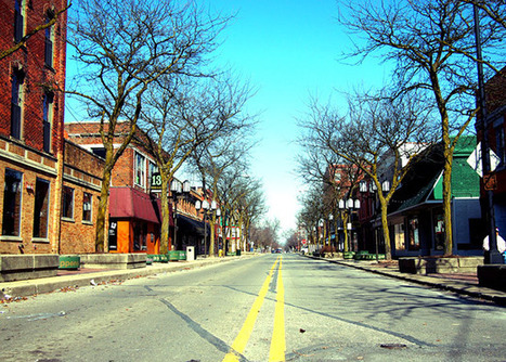 Back From the Brink: How Ypsilanti is Surviving the Great Recession | Found Michigan | Local Economy in Action | Scoop.it