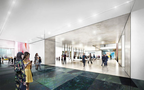 MoMA to replace folk art museum with DS+R expansion - designboom   architecture & design magazine   DESIGN   Scoop.it