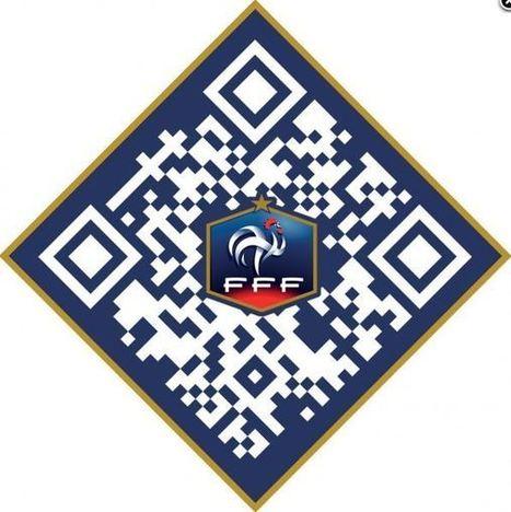 FFF - Promotion du programme EMOTION BLEUE via les QR Codes   QRdressCode   Scoop.it