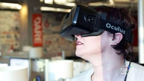 Virtual reality technology lets you experience B.C. | cool stuff from research | Scoop.it