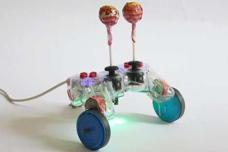Challenge accepted: Build a robot for $10 | Social Foraging | Scoop.it
