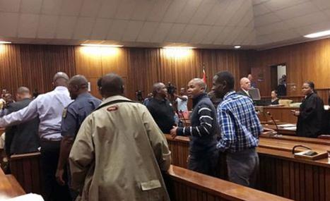 Mido Macia killer cops sentenced - iAfrica.com | THE LAW & INJUSTICE - Mido Macia | Scoop.it