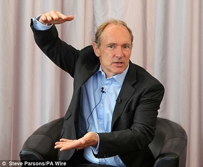 There is no 'kill switch' for the internet, says inventor Sir Tim Berners-Lee | Occupy Your Voice! Mulit-Media News and Net Neutrality Too | Scoop.it
