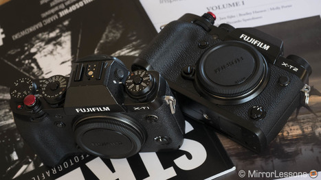 Fujifilm X-T1 vs X-T2 – The complete comparison   Mirrorlessons   Photo and Fujifilm   Scoop.it