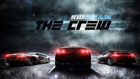 Ubisofts Open Ended Racing Game 'The Crew' is Here - Info-Pc | Games | Scoop.it