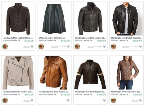 Bring Latest Fashion to your Closet: How to keep your leather coat in a great condition? | Shopping | Scoop.it