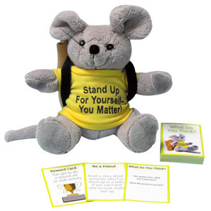 Mip the Mouse (Standing Up For Yourself) Friendship Farm Backpack Buddy | Autism spectrum | Scoop.it