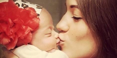 10 choses que votre maman ne vous a jamais avoué...  Vraiment magnifique ! | Photographie de grossesse, d'enfant et photomanipulation | Scoop.it