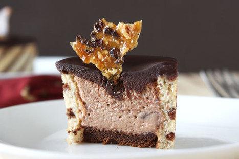 Daring Bakers: Mini Chocolate Hazelnut Mousse Entremets   Dessarts   Just Chocolate!!!   Scoop.it
