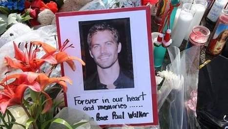 Paul Walker stierf door verwondingen en brand | Cluster Aurore | Scoop.it