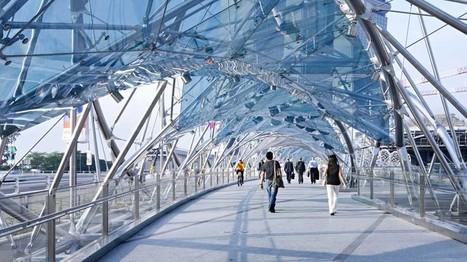 helix-bridge-1354545797.jpg (900x506 pixels) | Architecture | Scoop.it