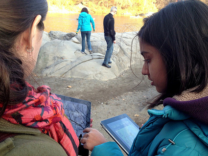 Geocaching Comes to the AMNH | iEARN in Action | Scoop.it