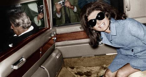 The Most Memorable Moments From Jackie O's Marriage to Aristotle Onassis | WebNews | Scoop.it