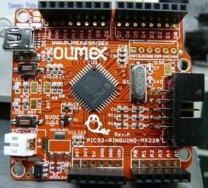 [Test] Pinguino MX220 « Skyduino – Le DIY à la française | Arduino, Processing | Scoop.it