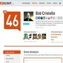 TweetClean Technology News: What is klout? | TweetClean | Social Media Tips | Scoop.it