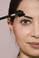 Solve the Mystery of the Two-Sided Brow and Lash Brush | Make up - brushes | Scoop.it