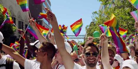 Apple Made An Uplifting Tribute To The LGBT Community - Business Insider   notstraight.com   Scoop.it