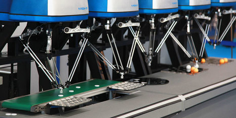 Automatisable ou pas ? Une infographie qui aide les PME à s'équiper en robots | Des robots et des drones | Scoop.it
